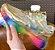 tênis chunky colorido holográfico (várias cores) - Imagem 5