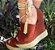 sandália anabela corda espadrille salto alto (várias cores) - Imagem 1