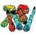 Brinquedo Resistente para Cães Invincibles® Cobra Gigante - Imagem 3