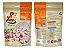 Biscoito natural PF Animal - BANANA COM MEL E CRANBERRY 150g - Imagem 1
