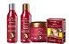 Kit Color Natural: Shampoo + condicionador + máscara capilar + henna pó - Imagem 1