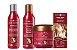 Kit Color Natural: Shampoo + condicionador + máscara capilar + henna creme - Imagem 1