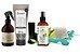 Kit For Men #1: Shampoo + Pós Barba +Desodorante Spray + Sabão para Barbear + Spray Aromaterapêutico para Criatividade e Foco - Imagem 1