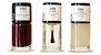 Kit Brandy Wine: Esmalte Hipoalergênico Vegano Fortalecedor Brandy Wine+ Base Incolor + Extra Brilho Twoone Onetwo - Imagem 1