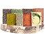 Kit 8 Sabonetes Naturais Para Rosto e Corpo, Unevie - todos os tipos de pele - Imagem 1