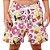 Short Infantil Estampado Simpsons - Imagem 1