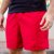 Short Masculino Vermelho - Imagem 3