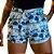 Short Feminino Estampado Baleia Azul - Imagem 1