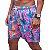 Short Masculino Estampado Barcos Rosa - Imagem 3