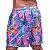 Short Masculino Estampado Barcos Rosa - Imagem 4