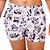 Kit Short Feminino Cactos e Panda Funny - Imagem 3