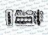 Jogo de juntas completo c/retentor Chery QQ 1.1 16V 10/... - Imagem 1