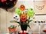 """Balão Halloween Abóbora 5"""" - Imagem 2"""