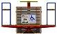 Brinquedo carrocel para cadeira de rodas - Imagem 1