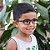 Armação Flexível Infantil TIPO Miraflex AT 6038 Preto (04 a 09 anos) - Imagem 2