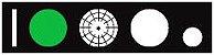 Oftalmoscópio HEINE K180 XHL D1 2.5V - Imagem 3