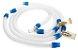 Circuito para Ventilação Adulto Compatível com BENNETT 840 - Imagem 2