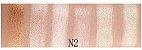 Paleta Glow Kit Miss Rôse com 6 Tonalidades N2 - Imagem 3
