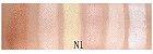 Paleta Glow kit Miss Rôse com 6 Tonalidades N1 - Imagem 3