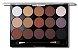 Paleta de Sombras com 15 Cores Miss Rôse Cor 1 - Imagem 2