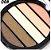 Paleta de Sombras com 5 Cores Miss Rôse  - Imagem 8