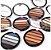 Paleta de Sombras com 5 Cores Miss Rôse  - Imagem 1