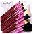 Kit de Pincel Miss Rosê 12 Peças Roxo - Imagem 2