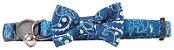 Coleira Azul Gato Pawise - Imagem 1