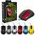 Mouse High Precision Plugx - Cores Sortidas - Imagem 1