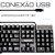 Teclado Gamer USB Exbom - BK-150 - Imagem 4