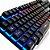 Teclado Master Gamer Semimecânico com Iluminação RGB Exbom - BK-152C - Imagem 4