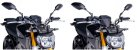 Protetor Frontal Do Painel Preto Yamaha MT-09 - Imagem 2