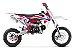 Mini Moto Cross MXF Pro Series 100cc 4T Aro 14/12 Partida Elétrica - Imagem 7