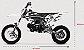Mini Moto Cross MXF Pro Series 100cc 4T Aro 14/12 Partida Elétrica - Imagem 10