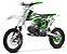 Mini Moto Cross MXF Pro Series 100cc 4T Aro 14/12 Partida Elétrica - Imagem 1