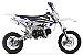 Mini Moto Cross MXF Pro Series 100cc 4T Aro 14/12 Partida Elétrica - Imagem 6