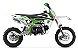 Mini Moto Cross MXF Pro Series 100cc 4T Aro 14/12 Partida Elétrica - Imagem 5