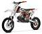 Mini Moto Cross MXF Pro Series 100cc 4T Aro 14/12 Partida Elétrica - Imagem 4