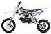 Mini Moto Cross MXF Pro Series 100cc 4T Aro 14/12 Partida Elétrica - Imagem 9