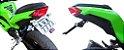 Suporte De Placa Articulado Ecoferro Kawasaki Z300 - Imagem 5