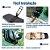 "Kit Retrovisor 4.3""  Silver+ Cabo 2em1 Iphone e Android - Imagem 7"