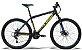 Bicicleta aro 29 GTSM1 quadro 15 Advanced PRO 24Velocidades Preta/Azul/Amarela - Imagem 1