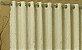 Cortina Duplex Paula Voil Devorê Com Forro 280x230 Imperial Bege - Tularte - Imagem 2