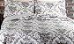 Kit Colcha Patchwork King 3 Peças Bouti Ultrasonic London E - Rozac - Imagem 2