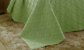 Kit Colcha Casal 3 Peças Ultrasonic Madri 3D Arabesco Green + Musgo - Rozac - Imagem 4
