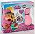 Tapete de Brincar Disney 66x100 Chá das Princesas + Brinquedo - Corttex - Imagem 4