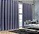 Cortina Blackout de Tecido 99% Elegance 400x230 Grafite - Izaltex - Imagem 1