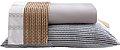Jogo de Lençol Casal 4 Peças Percal de Microfibra 240 Fios Premium B - Rozac - Imagem 1