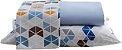 Jogo de Lençol Casal 4 Peças Percal de Microfibra 240 Fios Premium A - Rozac - Imagem 1