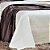 Kit Colcha Melbourne Acetinada 400 Fios King 3 Peças Off-White - Rozac - Imagem 2